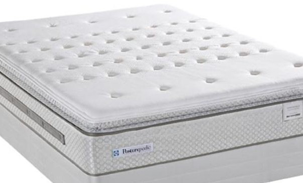 Sealy Posturepedic Plush Pillow Top Cal King Mattress Spqfirmpt Sealyposturepedicpillowtop5 Sealyposturepedicpillowtop4