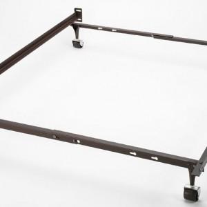 adjustable metal bed frame twin full queen - Adjustable Metal Bed Frame