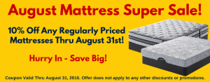 August_Mattress_Sale_Coupon